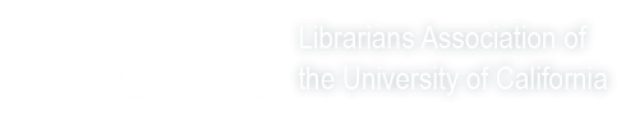 Librarians Association of The University of California (LAUC) logo
