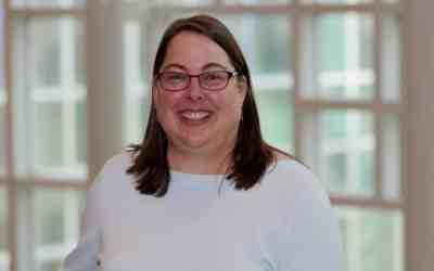 Alesia McManus at UC Davis