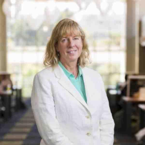 University Librarian Kristin Antelman